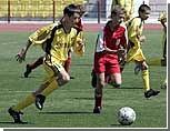 Юные дубоссарские футболистов получили урок английского футбола