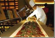 В Австралии приготовили самую длинную в мире пиццу
