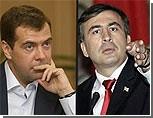 Президенты России и Грузии встретятся в Астане