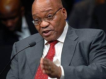 Правящая партия ЮАР высказалась против вторжения в Зимбабве