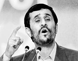 Ирану пригрозили излучением