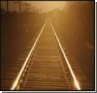 Пассажирский поезд сошел с рельсов