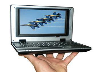 В США начались продажи 300-долларового ноутбука