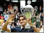 Роже Федерер завоевал 55-й титул в карьере