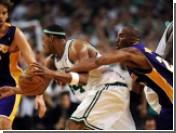 """""""Бостон"""" обыграл """"Лейкерс"""" в первом матче финала НБА"""
