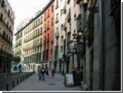 Массовые беспорядки произошли в центре Мадрида