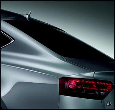 """Audi рассекретила новое """"пятидверное купе"""". Фото. ВИДЕО"""