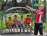 В Тирасполе провели праздник для детей-инвалидов