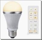 Появилась лампочка с дистанционным управлением. Фото