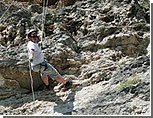 На слете в Приднестровье туристы соревновались в умении проходить горные и водные маршруты