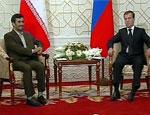 Лидеры России и Ирана договорились об экономическом и гуманитарном сотрудничестве
