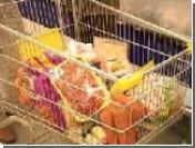 Граждане РФ тратят все деньги на продукты питания
