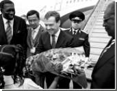 Медведев разведал африканскую нефть