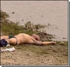 На пляже по глупости утонули двое мужчин