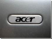 Acer установит Windows в нетбуки c Google Android