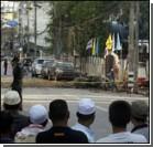 """""""Аль-Каида"""" взорвала автоколонну с полицейскими и учителями"""