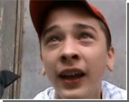 18-летний правдоруб яростно требует посадить Тимошенко за решетку, чтобы народные деньги не воровала. Видео