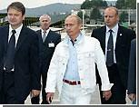 Во время визита Путина в Сочи отдыхающих выгнали с пляжа / Из-за полицейских кордонов люди не могли пройти к своим домам и в магазины