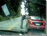 Семилетний ребенок угнал машину ради встречи с отцом