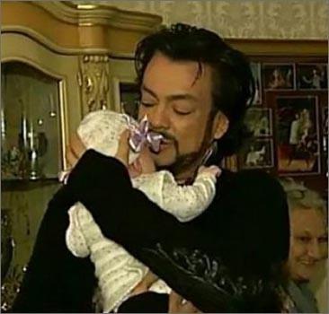 Киркоров снова стал отцом