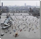 Флотилия в честь Елизаветы ІІ поставила рекорд Гиннесса. Фото