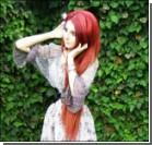 Девушка-аниме стала звездой Интернета. ФОТО