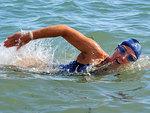 Австралийская бабушка отправилась вплавь с Кубы во Флориду