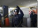 Полицейские застрелили трех сослуживцев в аэропорту Мехико