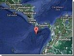 У побережья Панамы произошло землетрясение магнитудой 6,6