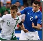 Италия перешагнула через Ирландию