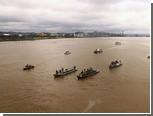 У берегов Индонезии затонуло деревянное грузовое судно