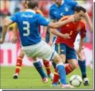 Испания пожаловалась УЕФА на состояние поля в Гданьске