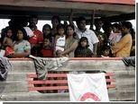 В Индийском океане потерпело крушение судно с 200 беженцами