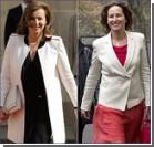 Жены французского президента устроили ему политический скандал