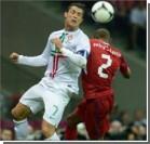 Роналду привел Португалию к полуфиналу Евро-2012