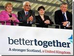 В Шотландии запустили кампанию против отделения от Великобритании