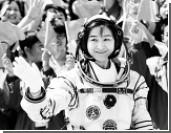 Китай отправил женщину в космос