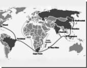 Страны БРИКС свяжут подводным интернет-кабелем