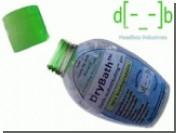Изобретен дезинфицирующий гель для душа, которому не нужна вода