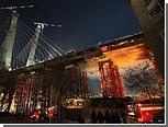 В пожаре на мосту во Владивостоке обвинили монтажника