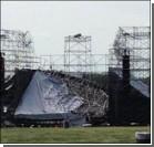 Перед концертом Radiohead обвалилась сцена: один человек погиб