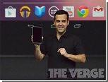 Google анонсировала планшет Nexus