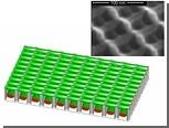 Провода из полимеров собрались в трехмерные структуры