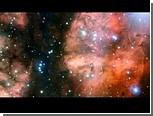 """Астрономы рассмотрели """"звездную колыбель"""" в Стрельце"""
