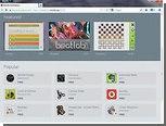 Mozilla запустила магазин веб-приложений