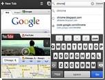 Браузер Chrome заработал на iPhone и iPad