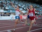 Россияне взяли три золота на чемпионате Европы по легкой атлетике