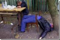 Украинцы массово гибнут от алкоголя, инфарктов и инсультов