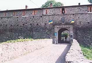 Башня Ужгородского замка может упасть на жилые дома