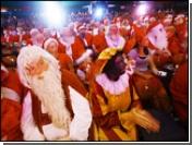 Санта-Клаусы провели летом свой съезд